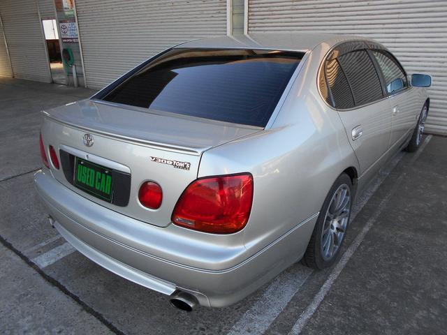 V300 TOM'S バージョン TRDキャリパーキット付(4枚目)