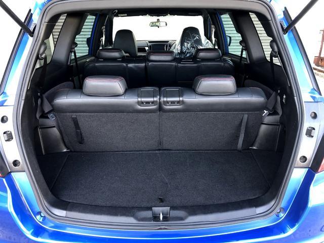 ts 300台限定車 STI特別仕様 4WD ターボ ワンオーナー パワーシート クルーズコントロール ナビ フルセグTV バックカメラ 後席モニター ETC記録簿(24枚目)