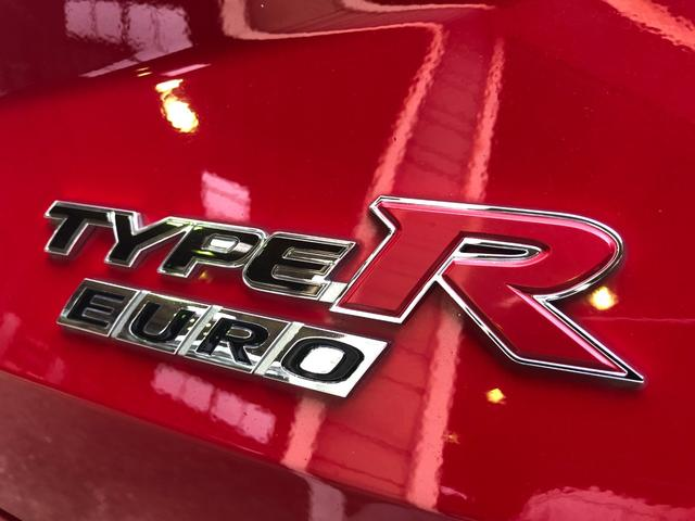 タイプR ユーロ 2010台限定車 ノーマル車 ディーラー記録簿有 6速マニュアル キーレス ETC CD(29枚目)