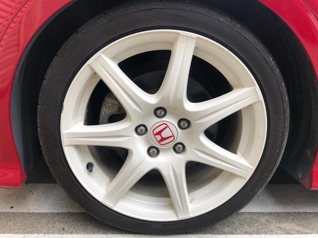タイプR ユーロ 2010台限定車 ノーマル車 ディーラー記録簿有 6速マニュアル キーレス ETC CD(31枚目)