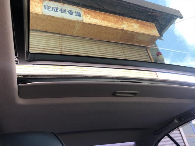 V300 生誕10周年記念特別仕様車 黒革シート サンルーフ 純正エアロ JBL(23枚目)