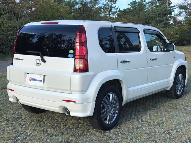 「ホンダ」「クロスロード」「SUV・クロカン」「新潟県」の中古車14