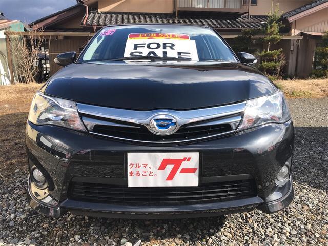 「トヨタ」「カローラフィールダー」「ステーションワゴン」「長野県」の中古車2
