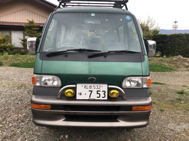 「スバル」「ドミンゴ」「ミニバン・ワンボックス」「長野県」の中古車2