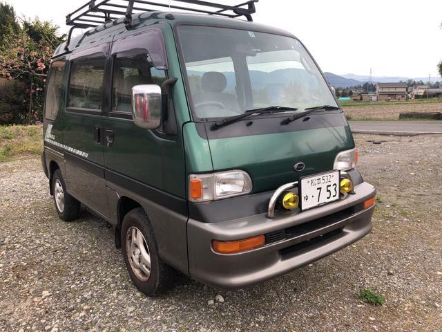 「スバル」「ドミンゴ」「ミニバン・ワンボックス」「長野県」の中古車6
