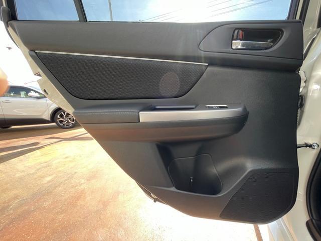 1.6GTアイサイト プラウドエディション ナビ・フルセグTV ガイド線付バックカメラ Blue tooth接続機能有 パワーシート スマートキー プッシュスタート クルーズコントロール LEDヘッドランプ アイドリングストップ パドルシフト(24枚目)