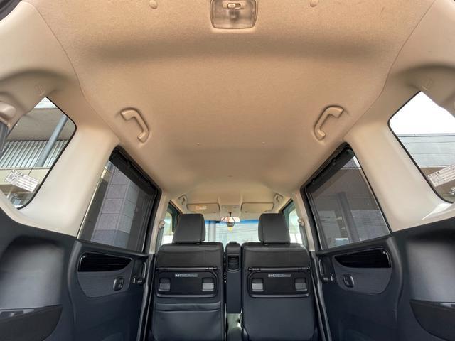 ワンオーナー スマートキー プッシュスタート クルーズコントロール 両側電動スライドドア HIDヘッドランプ オートライト あんしんパッケージ オートリトラミラー 記録簿+取扱説明書+スペアキー(30枚目)