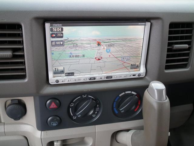 PAハイルーフ 4WD オートマ ナビ ETC(19枚目)