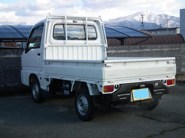 4WD MT タイベル交換済み(5枚目)