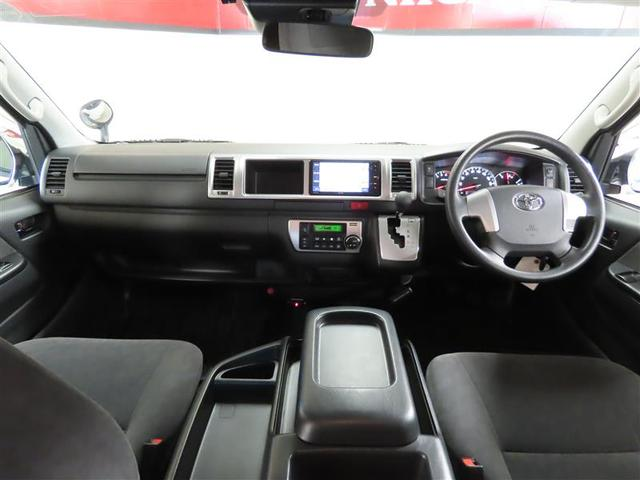 グランドキャビン 4WD ナビ&TV 電動スライドドア ETC バックカメラ 横滑り防止機能 キーレス 盗難防止装置 乗車定員10人 3列シート ABS Wエアコン エアバッグ オートマ(5枚目)