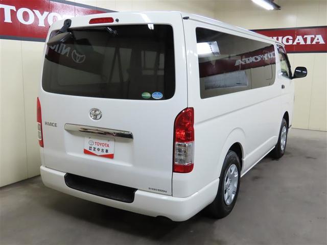 DX GLパッケージ 4WD ナビ&TV ETC 横滑り防止機能 ワンオーナー キーレス 盗難防止装置 乗車定員9人 3列シート ディーゼル ABS エアバッグ オートマ(3枚目)