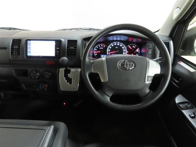 DX GLパッケージ 4WD ナビ&TV ETC 横滑り防止機能 ワンオーナー キーレス 盗難防止装置 乗車定員9人 3列シート ディーゼル ABS エアバッグ オートマ(4枚目)