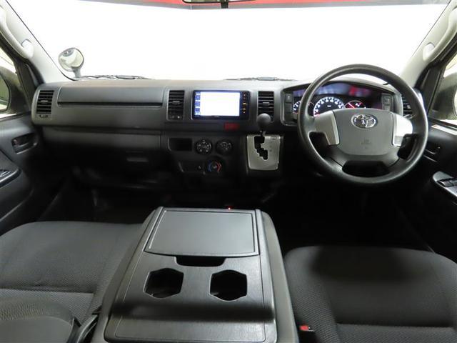 DX GLパッケージ 4WD ナビ&TV ETC 横滑り防止機能 ワンオーナー キーレス 盗難防止装置 乗車定員9人 3列シート ディーゼル ABS エアバッグ オートマ(5枚目)