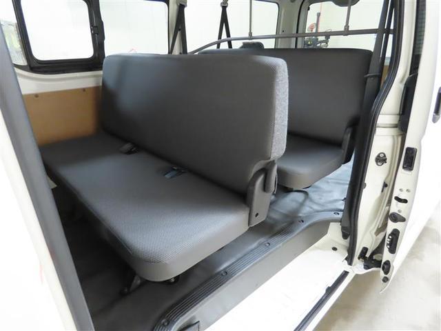 DX GLパッケージ 4WD ナビ&TV ETC 横滑り防止機能 ワンオーナー キーレス 盗難防止装置 乗車定員9人 3列シート ディーゼル ABS エアバッグ オートマ(7枚目)
