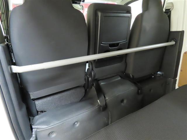 DX GLパッケージ 4WD ナビ&TV ETC 横滑り防止機能 ワンオーナー キーレス 盗難防止装置 乗車定員9人 3列シート ディーゼル ABS エアバッグ オートマ(8枚目)