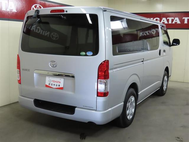 DX GLパッケージ 4WD ナビ&TV ETC 横滑り防止機能 ワンオーナー キーレス 盗難防止装置 乗車定員6人 ディーゼル ABS エアバッグ オートマ(3枚目)