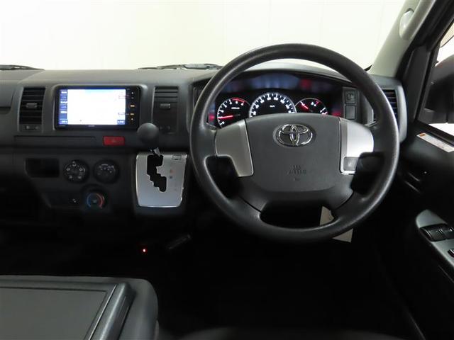 DX GLパッケージ 4WD ナビ&TV ETC 横滑り防止機能 ワンオーナー キーレス 盗難防止装置 乗車定員6人 ディーゼル ABS エアバッグ オートマ(4枚目)