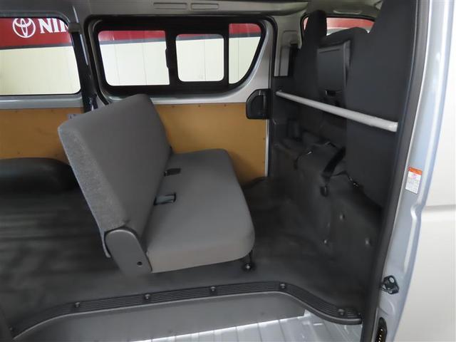 DX GLパッケージ 4WD ナビ&TV ETC 横滑り防止機能 ワンオーナー キーレス 盗難防止装置 乗車定員6人 ディーゼル ABS エアバッグ オートマ(7枚目)
