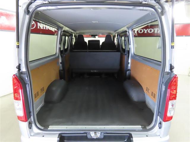 DX GLパッケージ 4WD ナビ&TV ETC 横滑り防止機能 ワンオーナー キーレス 盗難防止装置 乗車定員6人 ディーゼル ABS エアバッグ オートマ(8枚目)