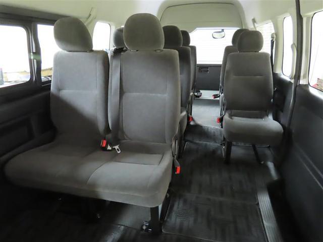 グランドキャビン 4WD ナビ&TV 電動スライドドア ETC バックカメラ ESC 横滑り防止機能  ワンオーナー キーレス 盗難防止装置 乗車定員 10人  3列シート ABS Wエアコン エアバッグ(6枚目)