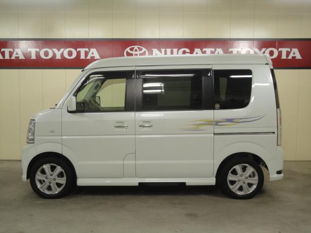 「スズキ」「エブリイワゴン」「コンパクトカー」「新潟県」の中古車2
