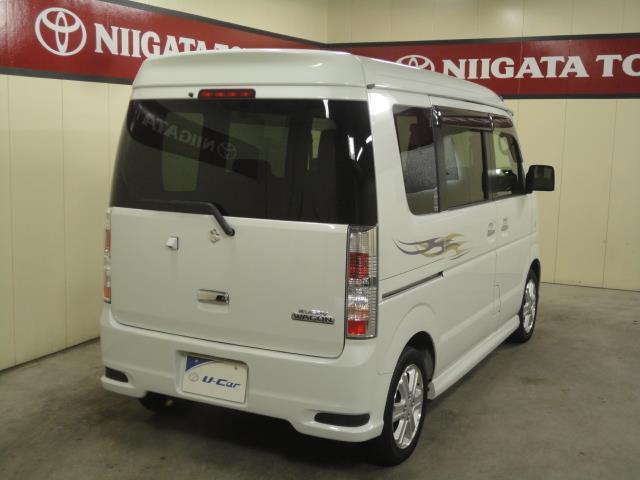 「スズキ」「エブリイワゴン」「コンパクトカー」「新潟県」の中古車3