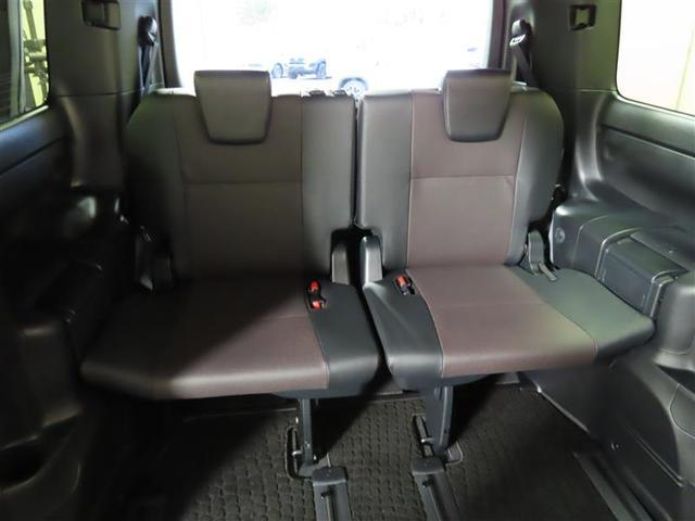Gi 4WD ナビ&TV 両側電動スライド スマートキー アイドリングストップ 横滑り防止機能 LEDヘッドランプ ワンオーナー キーレス 盗難防止装置 DVD再生 乗車定員7人 3列シート ABS(7枚目)