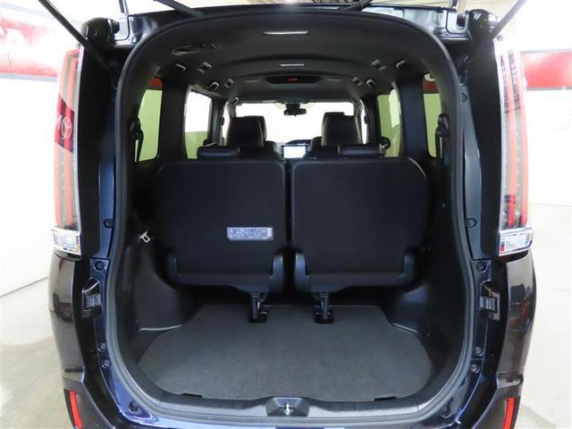 Gi 4WD ナビ&TV 両側電動スライド スマートキー アイドリングストップ 横滑り防止機能 LEDヘッドランプ ワンオーナー キーレス 盗難防止装置 DVD再生 乗車定員7人 3列シート ABS(8枚目)