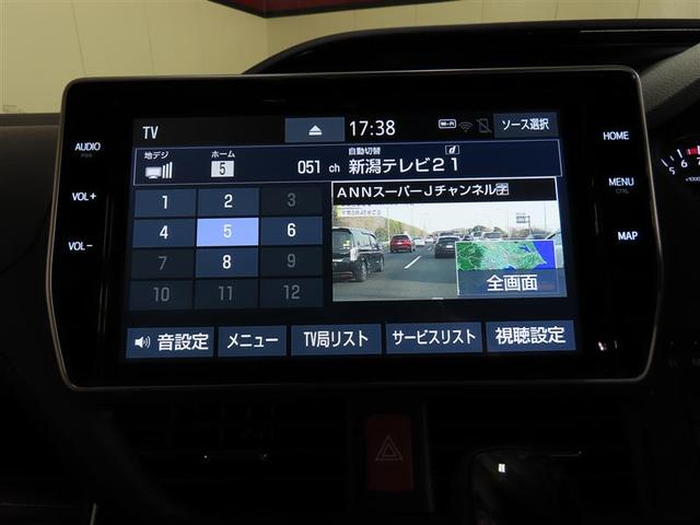 Gi 4WD ナビ&TV 両側電動スライド スマートキー アイドリングストップ 横滑り防止機能 LEDヘッドランプ ワンオーナー キーレス 盗難防止装置 DVD再生 乗車定員7人 3列シート ABS(9枚目)