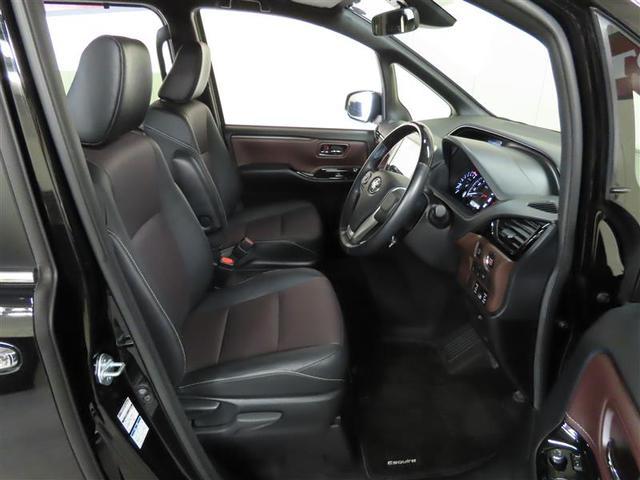 Gi 4WD ナビ&TV 両側電動スライド スマートキー アイドリングストップ 横滑り防止機能 LEDヘッドランプ ワンオーナー キーレス 盗難防止装置 DVD再生 乗車定員7人 3列シート 寒冷地 ABS(6枚目)