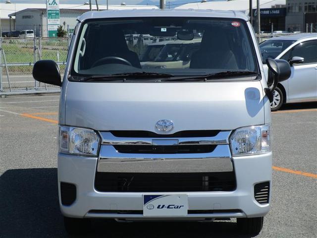DX GLパッケージ 4WD ナビ&TV 衝突被害軽減システム ETC ESC 横滑り防止機能  キーレス 盗難防止装置 乗車定員 6人  ディーゼル ABS エアバッグ AT(2枚目)