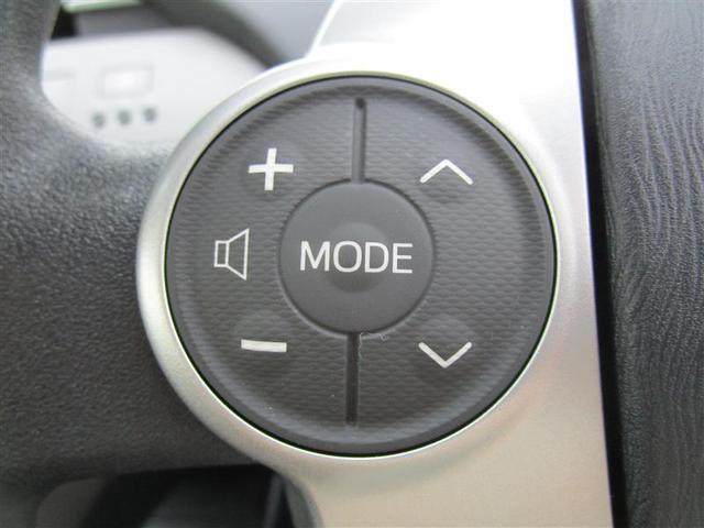 ステアリングスイッチ♪ステアリングから手を離すことなくオーディオの操作が可能です♪