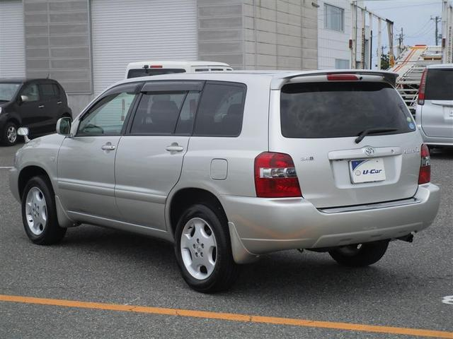 「トヨタ」「クルーガーL」「SUV・クロカン」「新潟県」の中古車7