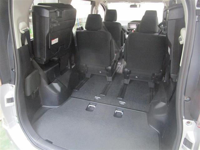 X Vパッケージ ナビ&TV ETC バックカメラ 横滑り防止機能 ワンオーナー キーレス DVD再生 乗車定員7人 3列シート ウオークスルー ABS Wエアコン エアバッグ オートマ(13枚目)