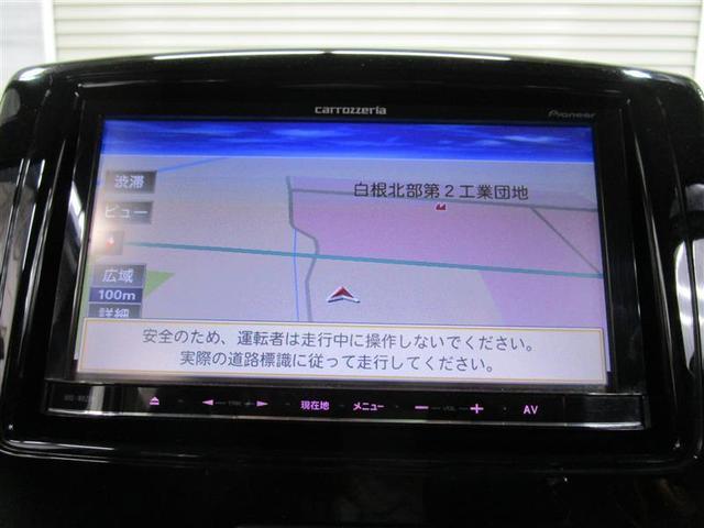 TS メモリーナビ・テレビフルセグ デュアルパワースライドドア HIDランプ(3枚目)