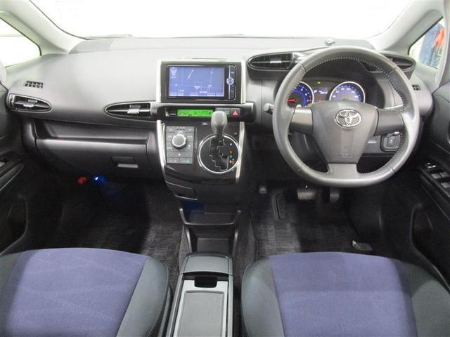 1.8S ナビ&TV ETC バックカメラ スマートキー HIDヘッドライト 横滑り防止機能 ワンオーナー キーレス 盗難防止装置 DVD再生 乗車定員7人 3列シート ABS エアバッグ オートマ(2枚目)
