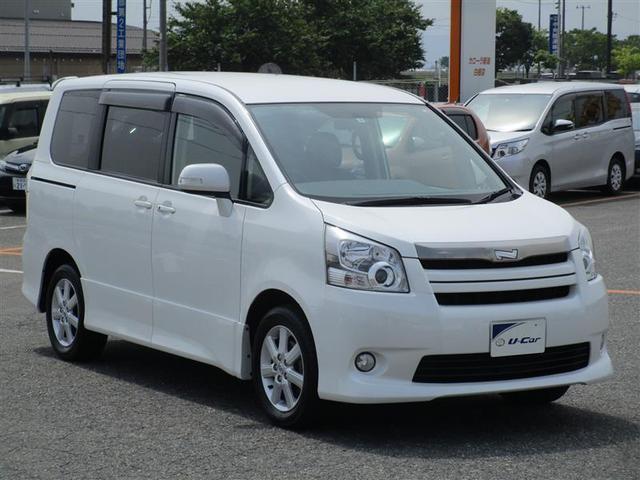 「トヨタ」「ノア」「ミニバン・ワンボックス」「新潟県」の中古車9