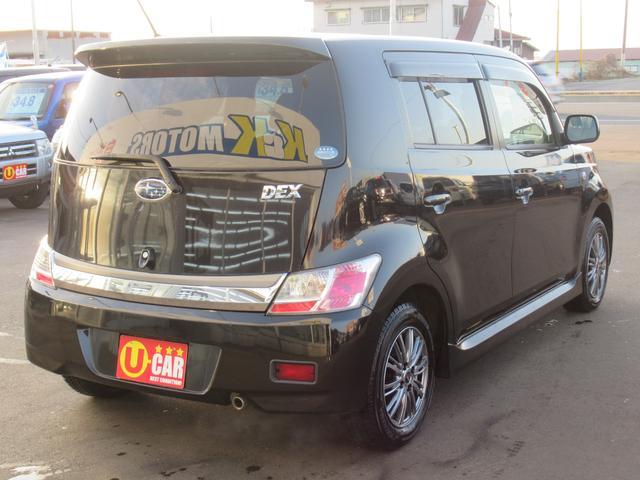 1.3i-S 清掃除菌済 4WD スマートキー メモリーナビ フルセグTV ETC バックカメラ HIDヘッドライト フォグ 社外14インチアルミホイール オートエアコン momoステアリング ベンチシート(8枚目)