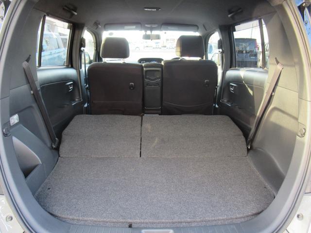 1.3i-S 清掃除菌済 4WD スマートキー メモリーナビ フルセグTV ETC バックカメラ HIDヘッドライト フォグ 社外14インチアルミホイール オートエアコン momoステアリング ベンチシート(12枚目)