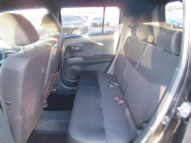1.3i-S 清掃除菌済 4WD スマートキー メモリーナビ フルセグTV ETC バックカメラ HIDヘッドライト フォグ 社外14インチアルミホイール オートエアコン momoステアリング ベンチシート(15枚目)