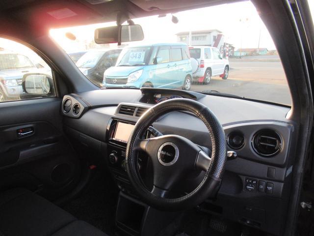 1.3i-S 清掃除菌済 4WD スマートキー メモリーナビ フルセグTV ETC バックカメラ HIDヘッドライト フォグ 社外14インチアルミホイール オートエアコン momoステアリング ベンチシート(17枚目)