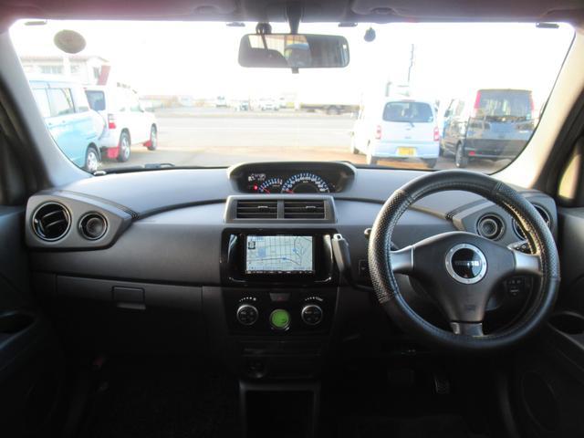 1.3i-S 清掃除菌済 4WD スマートキー メモリーナビ フルセグTV ETC バックカメラ HIDヘッドライト フォグ 社外14インチアルミホイール オートエアコン momoステアリング ベンチシート(20枚目)
