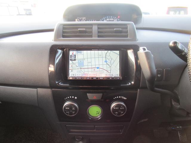 1.3i-S 清掃除菌済 4WD スマートキー メモリーナビ フルセグTV ETC バックカメラ HIDヘッドライト フォグ 社外14インチアルミホイール オートエアコン momoステアリング ベンチシート(22枚目)