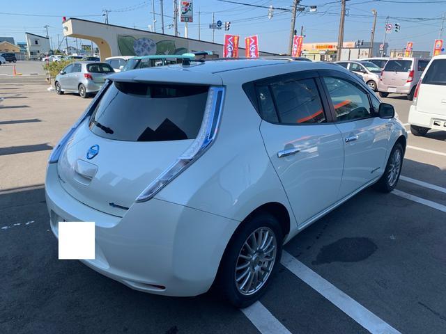 「日産」「リーフ」「コンパクトカー」「新潟県」の中古車8