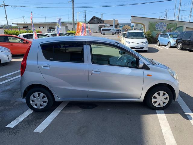 「ダイハツ」「ミラ」「軽自動車」「新潟県」の中古車4