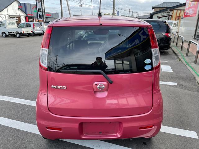 「日産」「モコ」「コンパクトカー」「新潟県」の中古車7