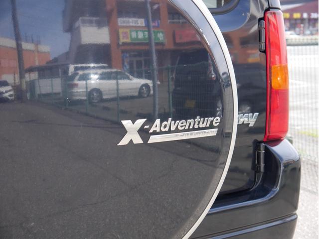 クロスアドベンチャー 4WD 合皮シート シートヒーター 純正16インチアルミ キーレス フォグ タイミングチェーン(29枚目)