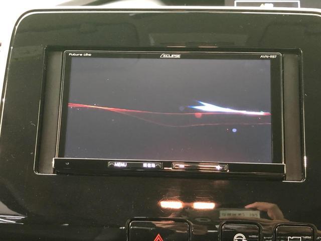 X VセレクションII 4WD SDナビ 両側電動スライドドア 衝突軽減装置 アラウンドビューカメラ クルーズコントロール アイドリングストップ オートライト インテリジェントクリアランスソナー ダブルエアコン 禁煙車(3枚目)