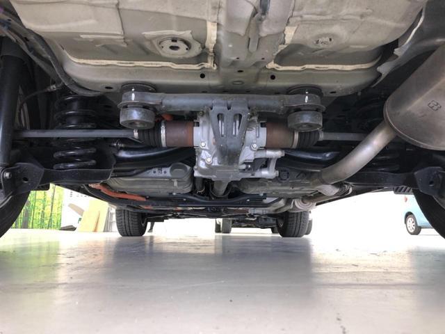 ハイブリッドX 4WD 純正SDナビ バックカメラ 衝突被害軽減ブレーキシステム クルーズコントロール オートライト LEDヘッドライト 運転席/助手席シートヒーター パドルシフト サイド/カーテンエアバッグ(32枚目)