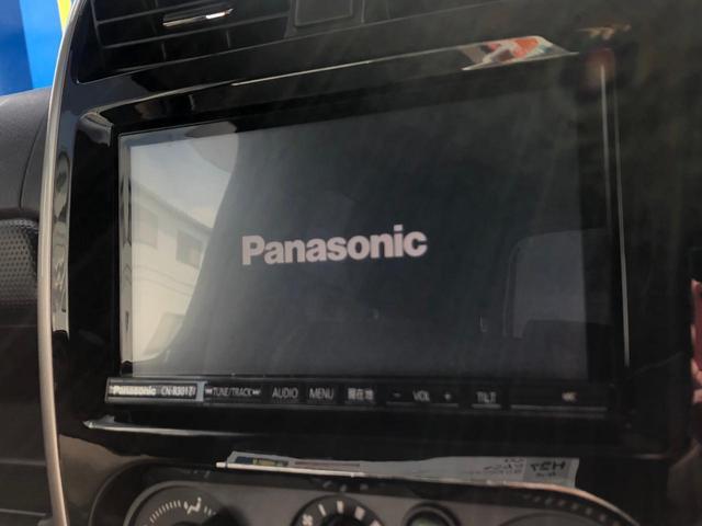ランドベンチャー 4WD ストラーダSDナビ フルセグTV Bluetooth接続 ETC 黒合皮シート 前席シートヒーター キーレスキー ドアバイザー プライバシーガラス(3枚目)